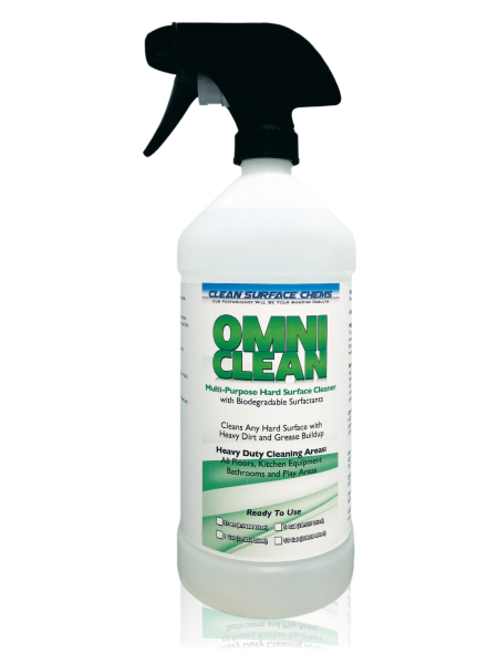Omni Clean Clean Surface Chems